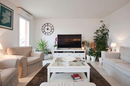 Chambre indépedante en ville - Évreux - Lägenhet