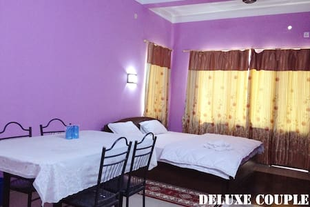Lumbini International House - Bed & Breakfast