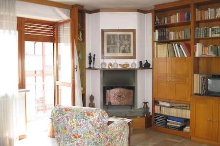 Accogliente quadrilocale con garage - Sondrio - Apartment