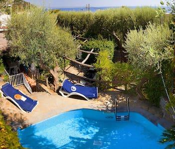 Ficus - Beach, Views & Relaxation - Marina del Cantone