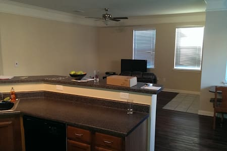 Nice two bedroom apt in NorthAustin - Austin - Apartment