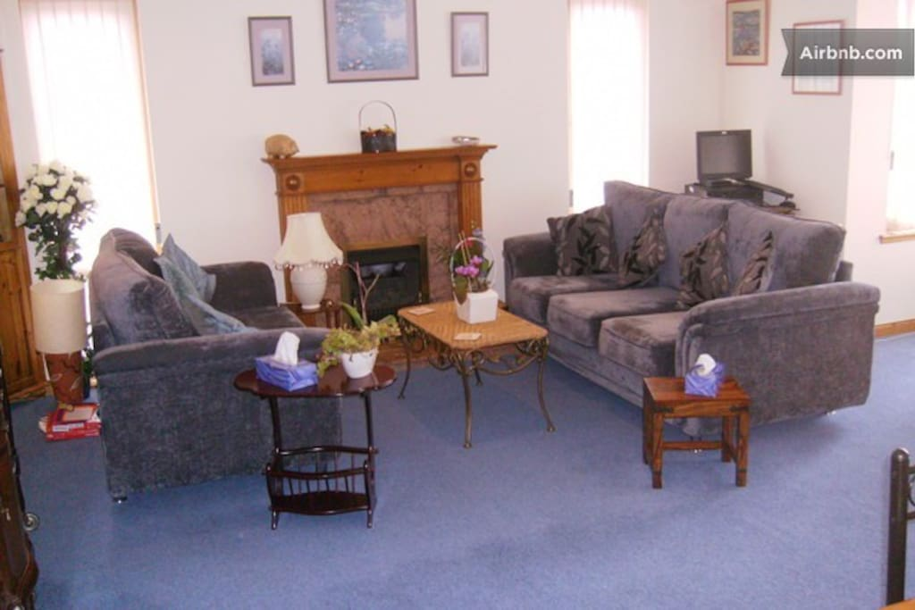 Birchwood Guest House - Family Room