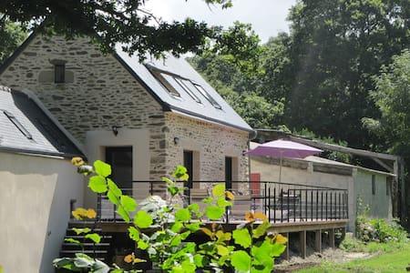 Gîte du Moulin Brotel - Goulien - Haus