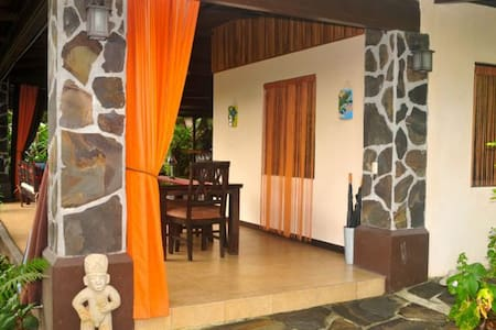 """This is the true Costa Rica as you are in the countryside where the Costa Rican's live-not in the middle of town.  The meaning of """"Pura Vida"""" is embodied in this property and is for you to enjoy to the fullest!"""