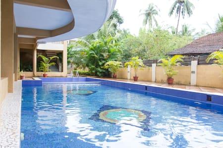 Sueto Ninho de Goa - A Budget Stay - Saligao