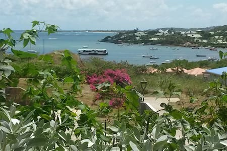 Beautiful Cottage St Barth View! - Wohnung