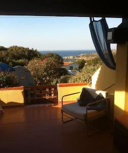 appartamento vista Corsica - La Ficaccia