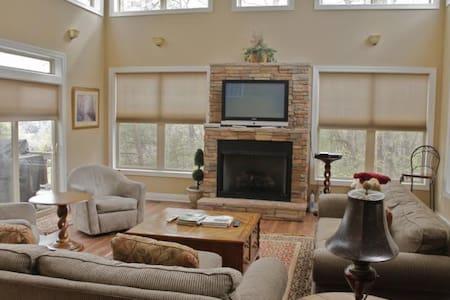 Greenview Manor - Rumbling Bald Resort - Lake Lure - House