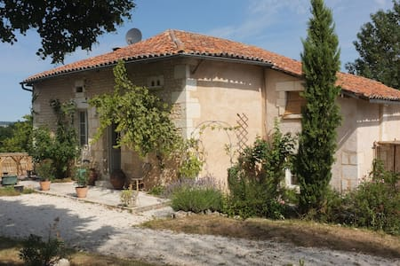 French Bed & Breakfast with pool - Bouteilles-Saint-Sébastien
