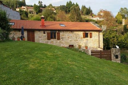 Casa rural Parada - Pontevedra - Haus