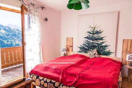MAGICWOOD Double Room Zillertal - Gerlosberg