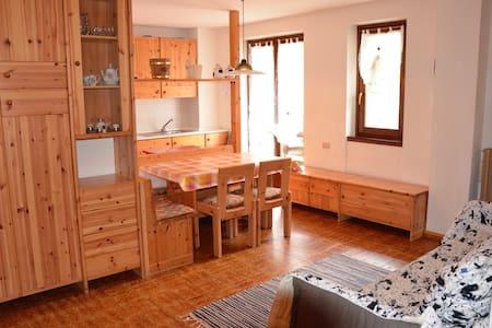 Splendido appartamento a Madesimo - Apartamento