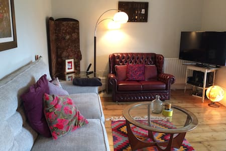 Creative and cosy flat in Surrey - Dorking
