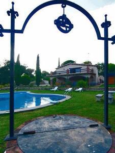 magnifica villa nataly - House