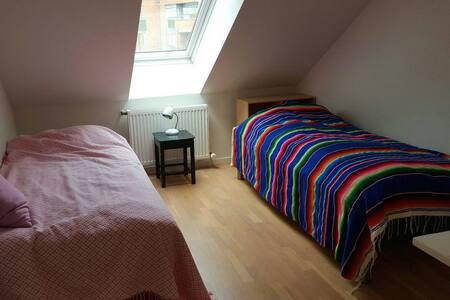 HILLERØD C værelse til 2. Dele bad - Appartement