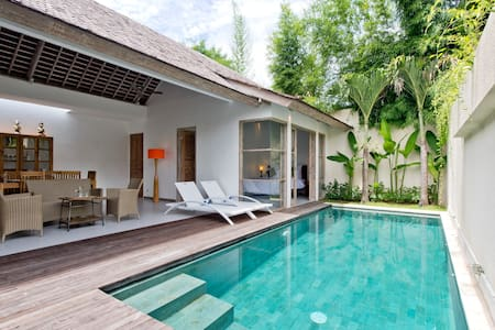 Luxury 2 bedroom villa with pool - Kuta - Villa