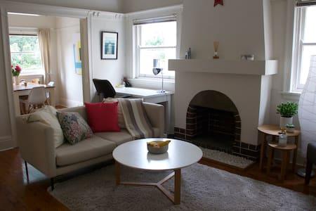 Central Chic Apartment - Neutral Bay - Wohnung