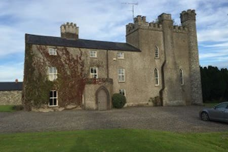 12th Century Skryne Castle Lodging - Château