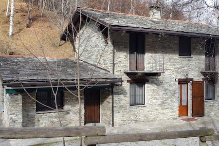 Casa alle pendici  della Bisalta - Peveragno - Casa