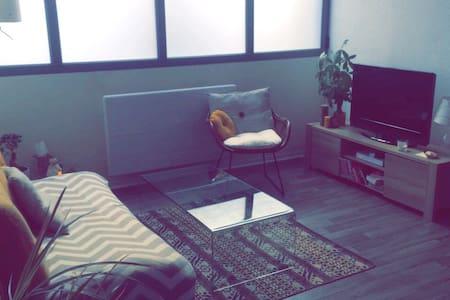 Appartement calme & cosy en plein coeur d'Aurillac - Aurillac