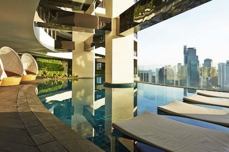 Gramercy Residences facing SunRise with Water - Makati - Appartement en résidence