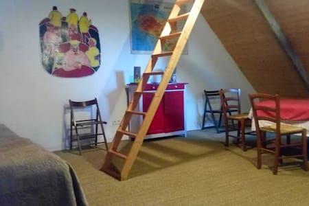 un Loft cosy sous les toits d'un ancien Couvent - Loft