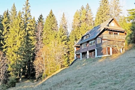 Ferienwohnung ,, Schwarzwaldherz '' für 8 Personen - Wohnung