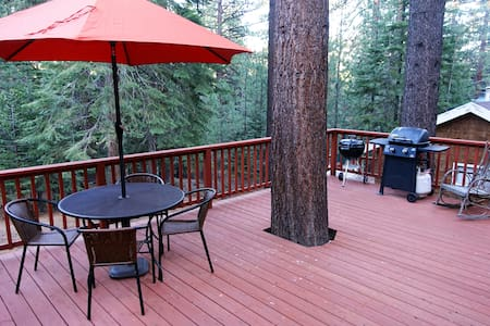 Cozy Tahoe Home in the Tall Pines - South Lake Tahoe - House