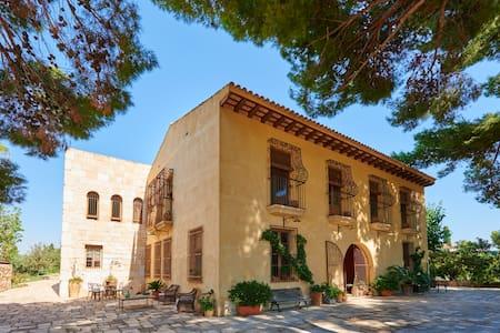 Historical Superb Villa&Private Pool in White Cost - Villa