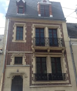 Appartement de charme au cœur de la ville - Dourdan - Apartament
