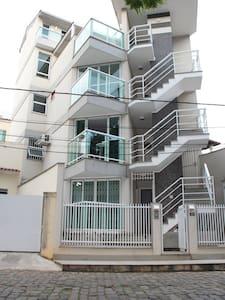 Moderno e aconchegante apartamento - Huoneisto