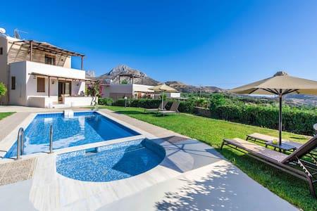 Gasparakis villas Armonia Two Bedroom Villa - Lefkogeia - Villa