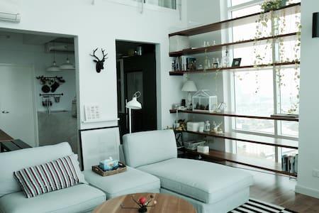 Scandinavian Duplex at Georgetown - Lyxvåning