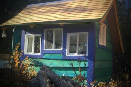 Hand crafted Teeny-Tiny House! - Shelburne - Natur-Lodge