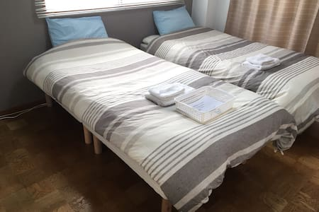 cheap&clean private room C - Ōsaka-shi - Townhouse
