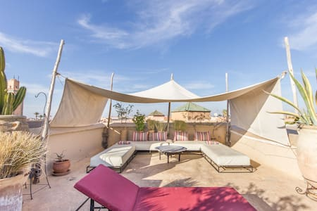Suite Hamra - Marrakesh - Bed & Breakfast