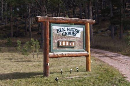 Elk Haven Vacation Cabins #5 - Custer