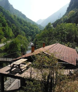 1 casa jacuzzi ,chimenea Asturias - San Ignacio - Apartment