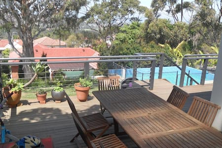 Northern Beaches Home with Pool - Allambie Heights