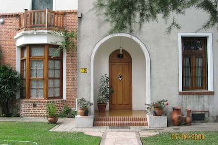 DEPARTAMENTO CON PARKING Y JARDIN - Apartment