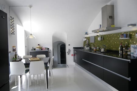 Newly built Airole Apartment - Appartement