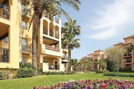 5* Luxury at Marriott Marbella - Marbella - Appartement