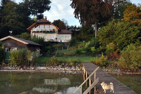 Landhaus am See - Hus