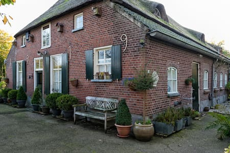 Bed en Breakfast Het Elderbroek - Szoba reggelivel
