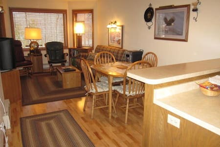 Vacation condo in Door County, WI  - Apartamento