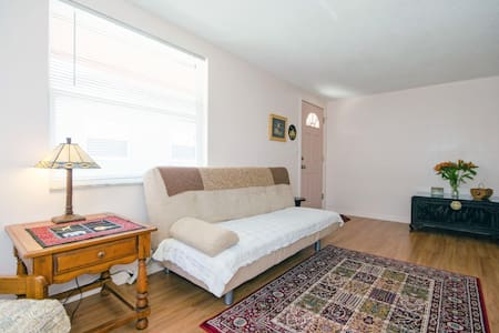 Cozy one bedroom apt by the bayou - Tarpon Springs - Apartment
