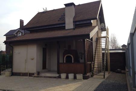 Москва, Подмосковье, уютный дом - Trubacheevka - House