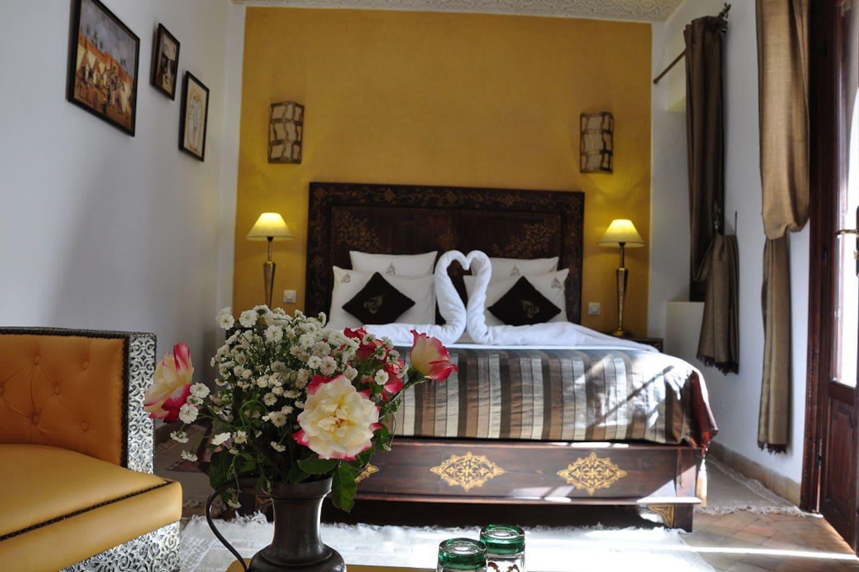 Riad Charme d'Orient Ch.AYA