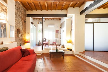 designed flat in the best area  - Florence - Apartment