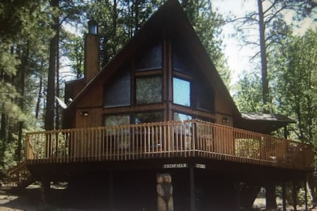 Big Woods Cabin - House
